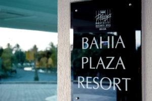 Bahia Plaza Resort, em Camaçari